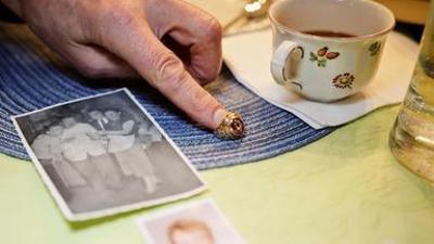 Die Aufspürerin - Der Ring meines Vaters