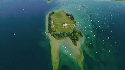 Inseln der Schweiz: Ufenau - Paradies im Zürichsee