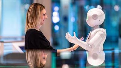 Kollege Roboter: Künstliche Intelligenz und Arbeit