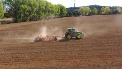 alpha-demokratie: Die Bauern und die Agrarpolitik
