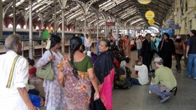 alpha-doku: Mit dem Zug durch Süd-Indien