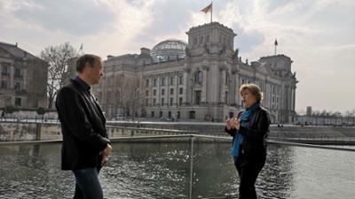 alpha-doku: Abgeordnete im Bundestag