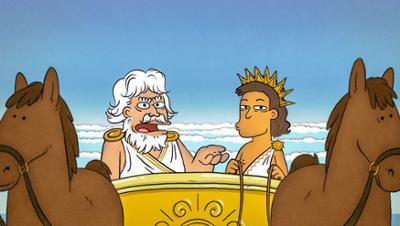 50 Shades of Greek - Staffel 2 (11/30): Hoch auf dem gelben Wagen