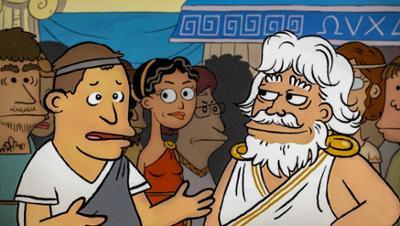 50 Shades of Greek - Staffel 2 (16/30): Weg mit den Göttern!