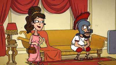 50 Shades of Greek - Staffel 2 (22/30): Drama Queen