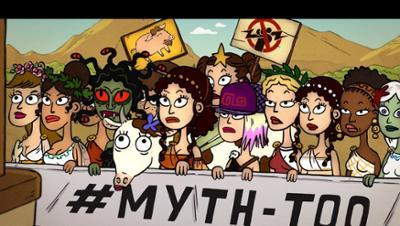 50 Shades of Greek - Staffel 2 (23/30): #Myth-Too
