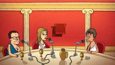 50 Shades of Greek - Staffel 2 (4/30): Das Umweltproblem der Götter