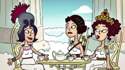 50 Shades of Greek - Staffel 2 (8/30): Webmaster