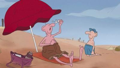 De Gaulle am Strand: Das Ferienhausaufgabenheft