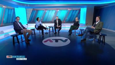 ATV Aktuell: Spezial: Der Talk vom 15.10.2021