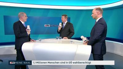 ATV Meine Wahl: Landtagswahl Oberösterreich