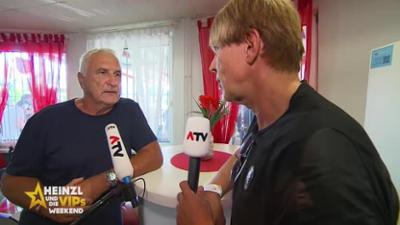 Heinzl und die VIPs: Weekend vom 10.10.2021
