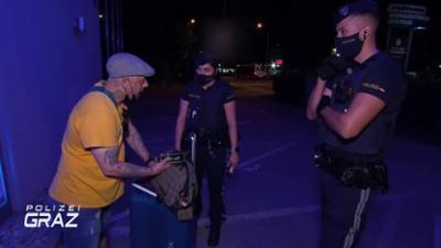Polizei Graz - Radau in Karlau: Folge 03