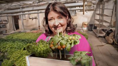 Dahoam is Dahoam: Monis essbarer Blumenkasten