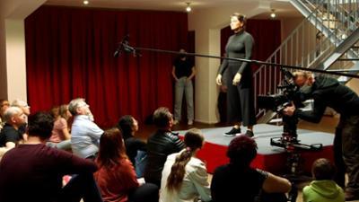 Sehen statt Hören: Gehörlose Darsteller - Vielfalt im Film