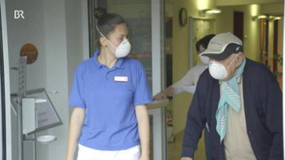 STATIONEN: Pflege in der Corona-Krise