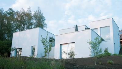 Traumhäuser: Ein Haus wie ein Dorf