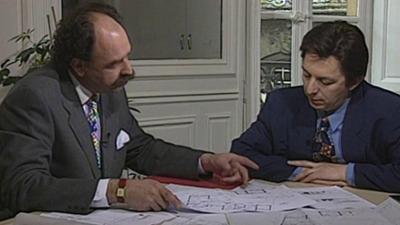 C'est ça, la vie: Folge 18/26: Philippe, architecte