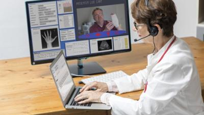 Tagesgespräch: Video-Sprechstunde beim Arzt: Was spricht eigentlich dagegen?