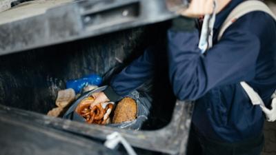 Tagesgespräch: Zu gut für die Tonne: Was tun Sie gegen Lebensmittelverschwendung?