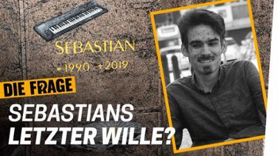 Die Frage: Was hatte Sebastian für seinen Tod vorbereitet?