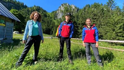neuneinhalb: Notruf im Gebirge - Die Bergwacht im Einsatz