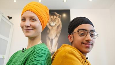 neuneinhalb: Mein Leben mit Turban - Gurjas ist Sikh