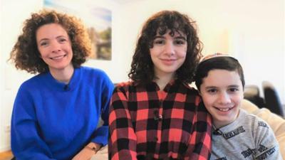 neuneinhalb: Schalom, Schabbat und Showtime - Thalia und Yoel zeigen ihre Welt