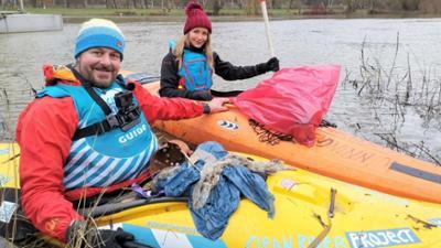 neuneinhalb: Alles im Fluss - Wie gesund sind Rhein und Co.?