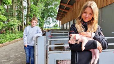 neuneinhalb - das Reportermagazin für Kinder: Saugut! - Warum wir alte Nutztierrassen brauchen