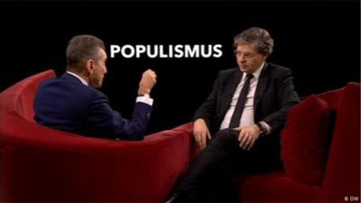Auf ein Wort...: opulismus