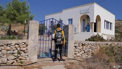 Fokus Europa: Griechenland: Einsamer Schüler