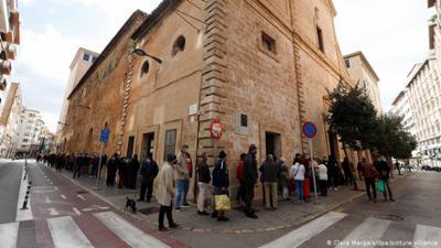 Fokus Europa: Spanien: Armut auf den Balearen