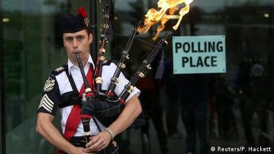 Fokus Europa: Schottland: Wahl mit Folgen
