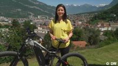 Mit dem E-Bike durch die Schweizer Alpen