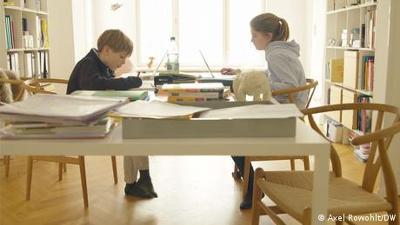 Report: r - Lernen am Limit - Kinder in der Krise