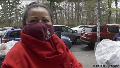 Report: r - Armes New York - Traumstadt in der Pandemie