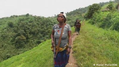 Report: Kongo: Auf den Spuren der Milizen