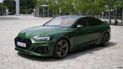 REV: Audi RS 5 Sportback