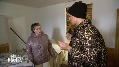 Ab ins Kloster! - Rosenkranz statt Randale: Johnny und Elli gehen auf Konfrontationskurs