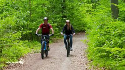 Abenteuer Leben: Billig E-Mountainbike im Test