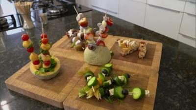 Abenteuer Leben: Köstliche Spieße - 5 Spieße in 10 Minuten