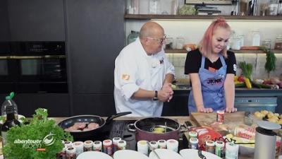 Abenteuer Leben: Jugend kann nicht kochen - Bulette mit Kartoffelsalat