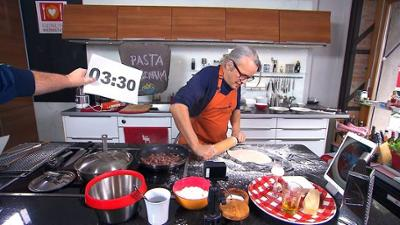 Abenteuer Leben: Echtzeitkochen Pasta Carbonara