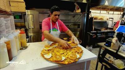 Abenteuer Leben: Dienstag: Diese verrückten Pizzen gibt es nur in New York