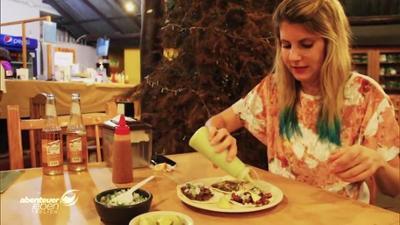 Abenteuer Leben: Streetfood für Zuhause mit Felicitas Then