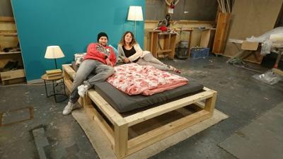 Abenteuer Leben: DIY Design Sofa Bett