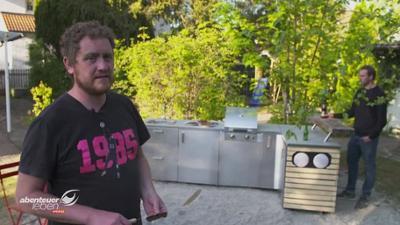 Abenteuer Leben: DIY Outdoorküche von IKEA