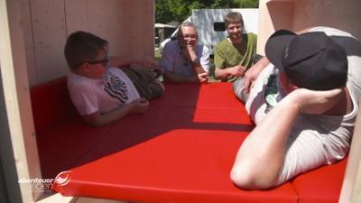 Abenteuer Leben: Sonntag: Das geniale Camping-Modul