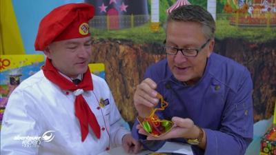 Abenteuer Leben: Montag: Das Süßigkeitenparadies in Köln